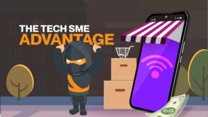 Digital Kungfu - Why your technology SME has the edge over corporate competitors