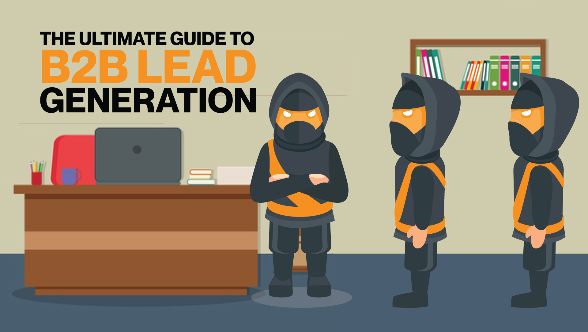 B2B-Lead-Generation [Ultimate Guide]