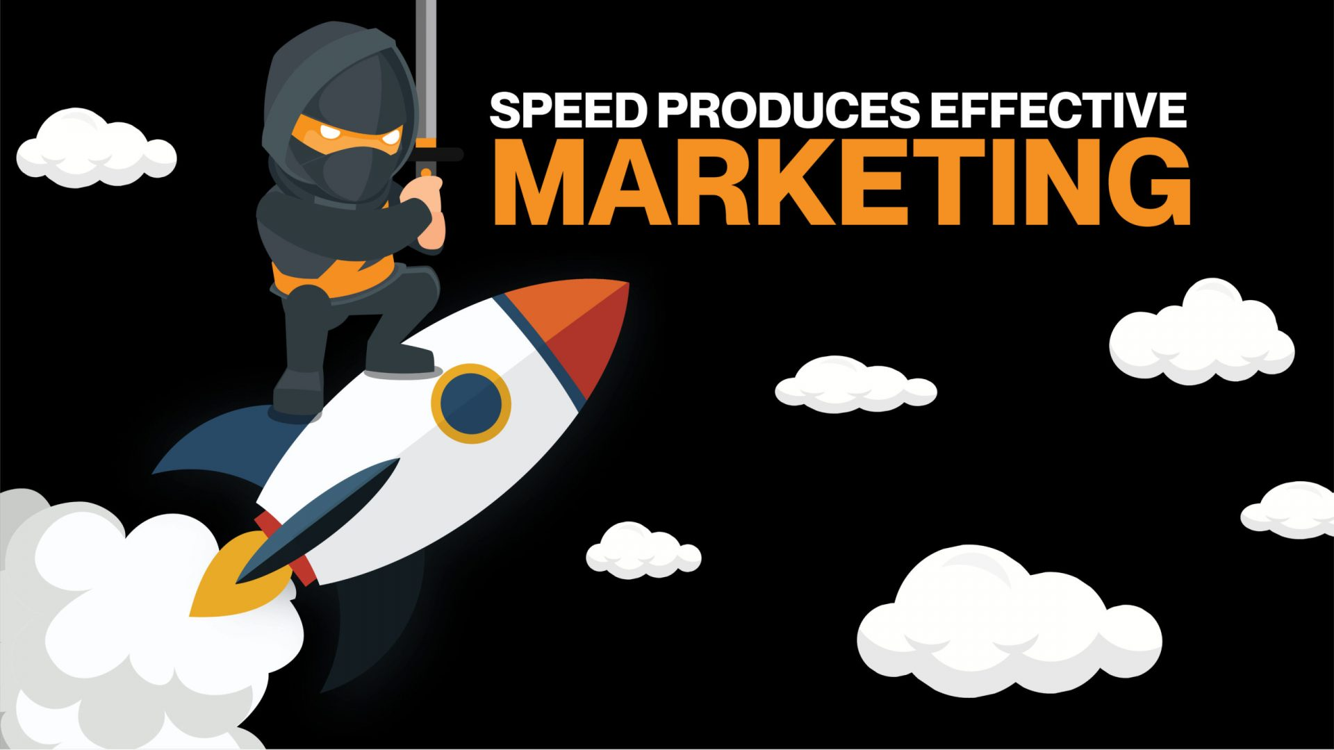 Digital Kungfu - 3 ways speed can boost your marketing results