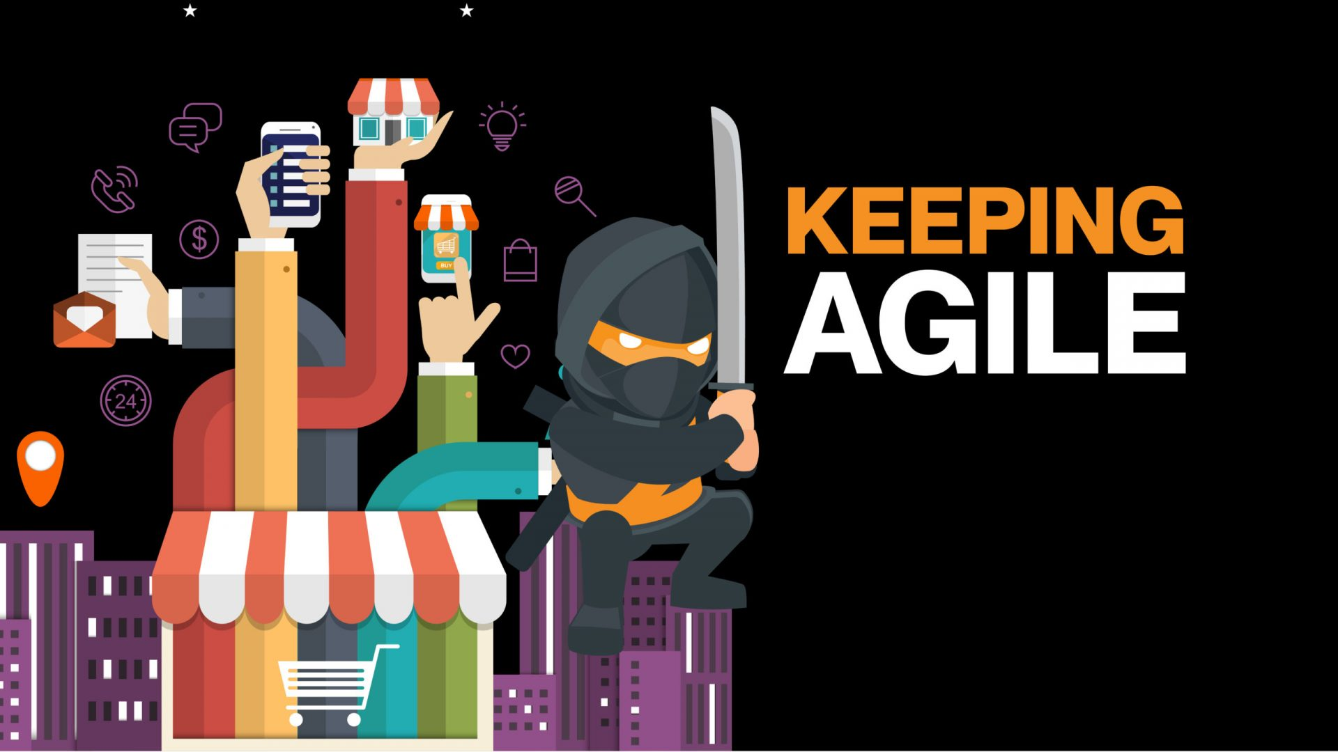Digital Kungfu - The key to staying Agile in Marketing