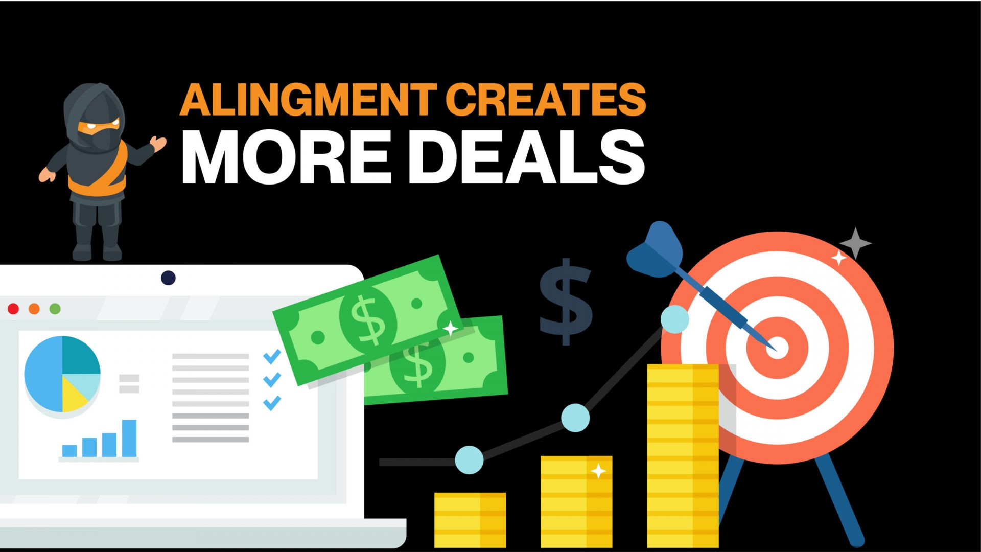 Digital Kungfu - 5 ways sales and marketing alignment leads to more deals